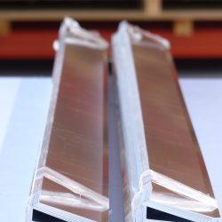 Aluminium Eckprofil
