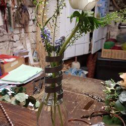 Vasenhalter Hochzeit Deko