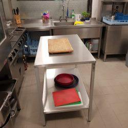 KANTmänner Edelstahl Küchenmöbel