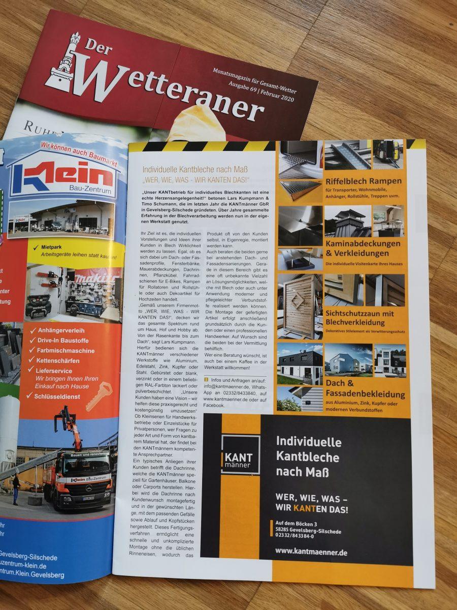 KANTmänner Ruhrtalverlag