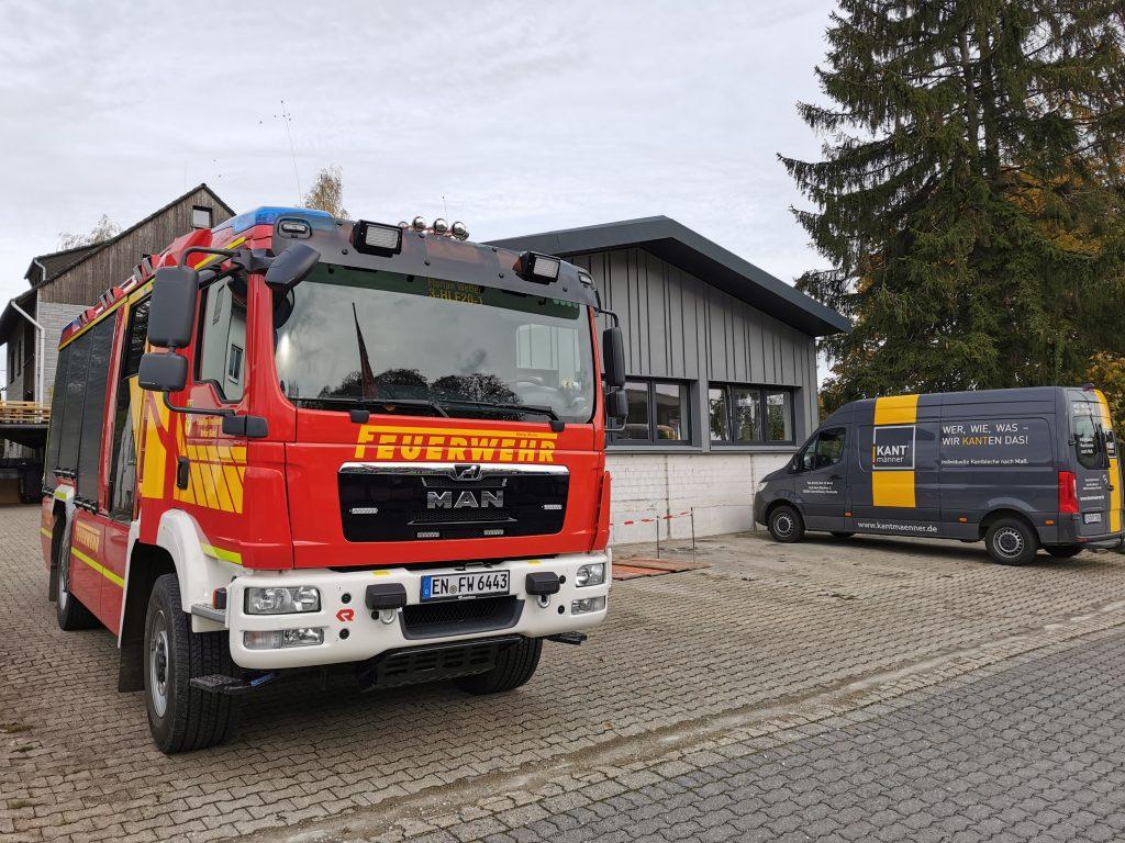 KANTmänner Feuerwehr Wetter